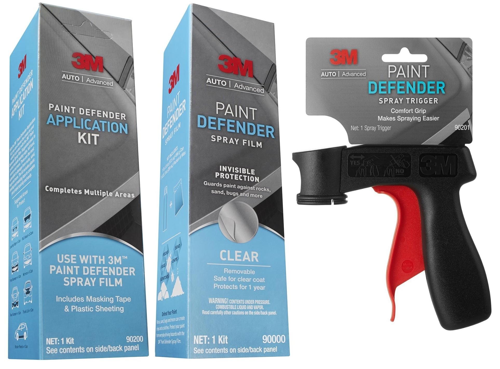 3M Paint Defender Kit Complete