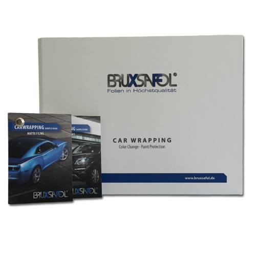 Bruxsafol CC - PWF Map Wrapping - Vinyl + Paint Protection Film