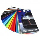 3M WRAP FILM SAMPLE SWATCH 1080 2080 8900